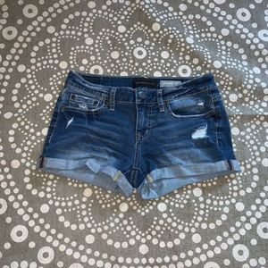 Denim Shorty Aeropostale shorts